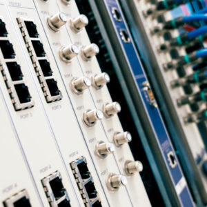 CMTS cards used by isps in networking industry